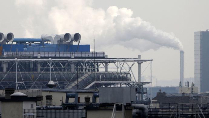 Last gasp: Air pollution killing Europeans en masse, says environment body