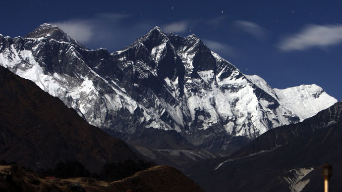'Health hazard': Too much human waste on world's highest mountain Everest