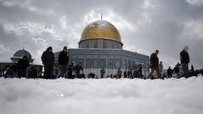 Jerusalem court allows Jewish prayer on Temple Mount in historic ruling