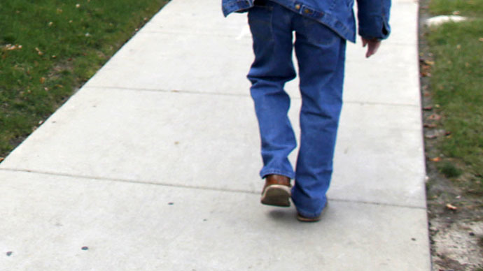 Cash-strapped janitor walks 35 miles daily to work to support sick wife