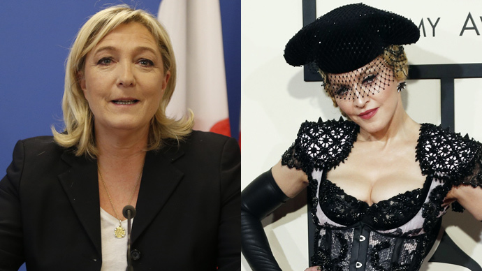 French court defends comedian for calling Le Pen 'fascist b*tch'