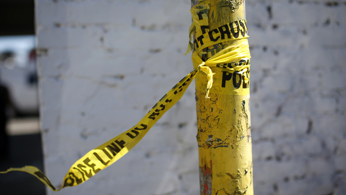 Murders up 20 percent in NYC