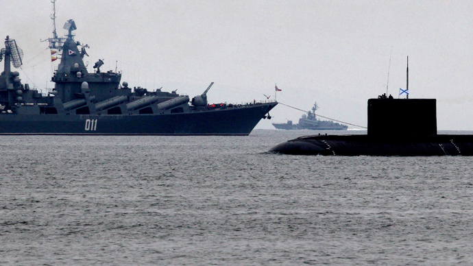 Russia, Egypt to hold joint naval drill in Mediterranean