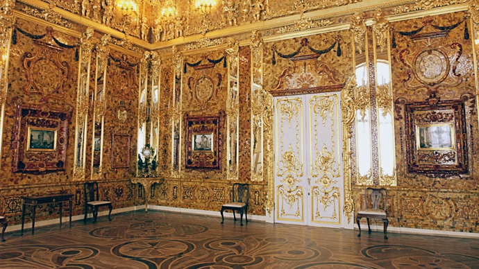 ​'I need a new drill': German pensioner starts ambitious quest for lost Amber Room