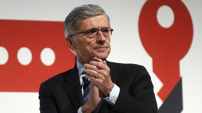 FCC is a 'referee' for open internet, not regulator - Wheeler