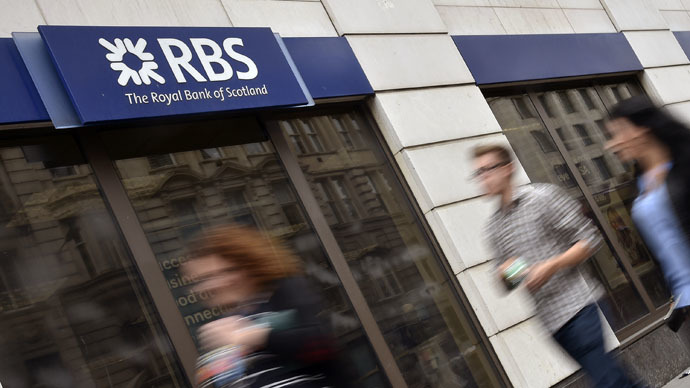 ​Royal Bank of Scotland to cut 80% of investment banking unit - media