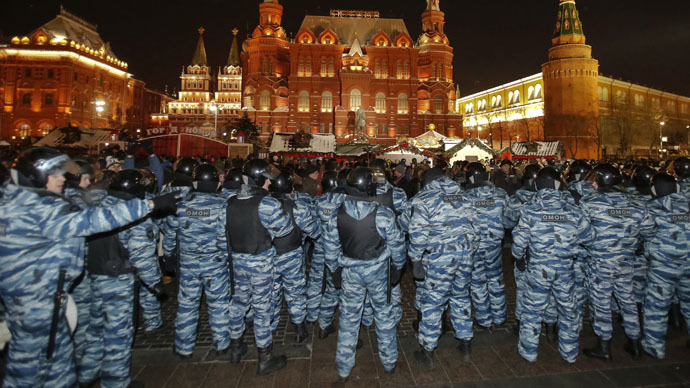 Security experts shape Russian strategy to counter color revolutions - report