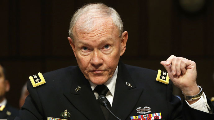 'We should absolutely consider lethal aid' to Ukraine – US Gen. Martin Dempsey