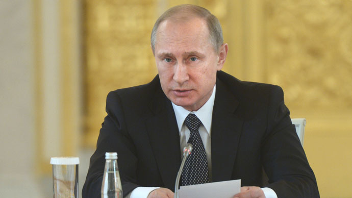 Russia doesn't want new gas dispute with Ukraine - Putin