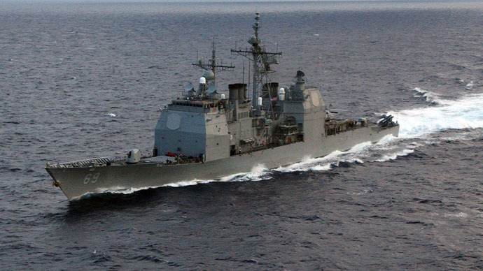6 NATO ships to stage war games in Black Sea