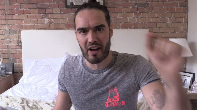 Russell Brand 'exact type' to be radicalized by ISIS, say critics