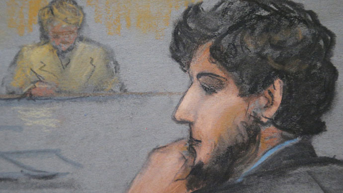 Boston Marathon bombing trial opening statements underway amid high security