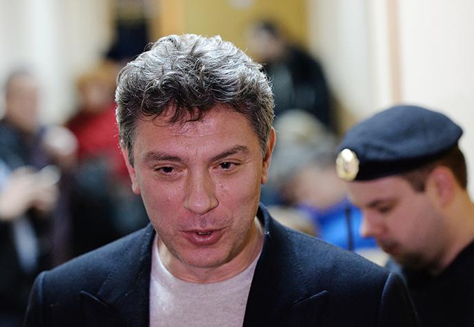Boris Nemtsov (RIA Novosti / Maksim Blinov)