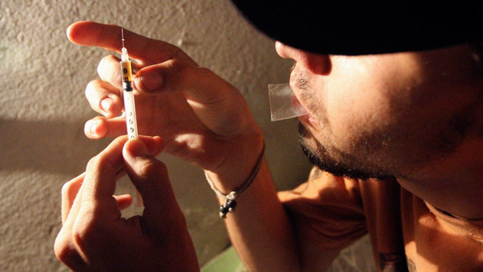 US heroin-related deaths quadruple since 2000, statistics show