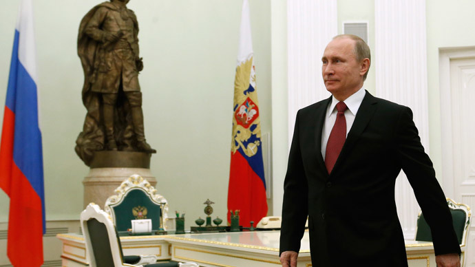 Sociologists forecast Putin victory in Russian presidential polls