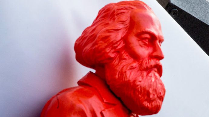 Marxist Eco-Gnomics: Tory council scorns gifted statue of German revolutionary