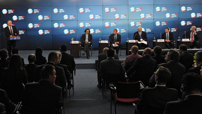 Russia's 19th St. Petersburg Economic Forum to focus on anti-crisis plan