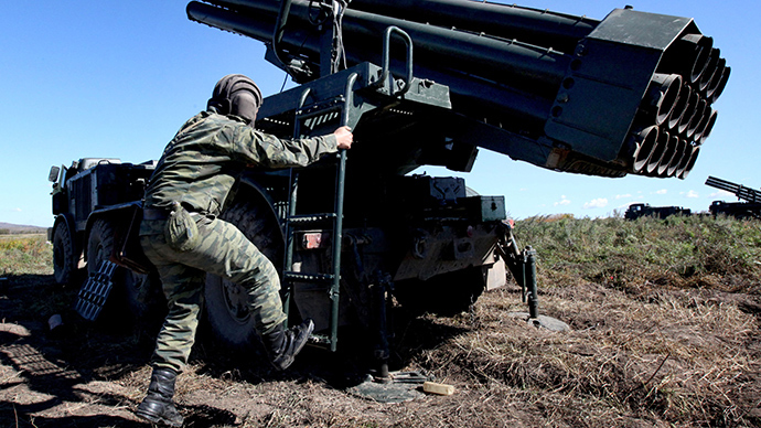 2,000 troops: S. Russia braces for large-scale military drills
