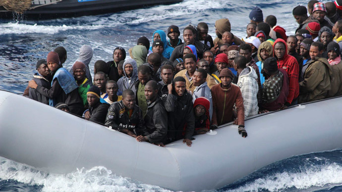 EU to hold immigrants at bay with third-country asylum centers