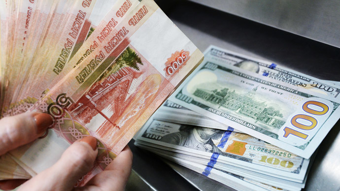 Ruble strengthens to 10-week high on firmer oil, ECB €1.14trn stimulus