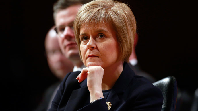 ​Deal or no deal? SNP leader hints at Trident volte-face, Labour pact possible