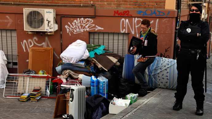 Almost 100 families evicted daily in Spain – statistics