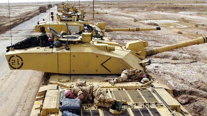 Battle lines: Defense spending cuts could break the Tories