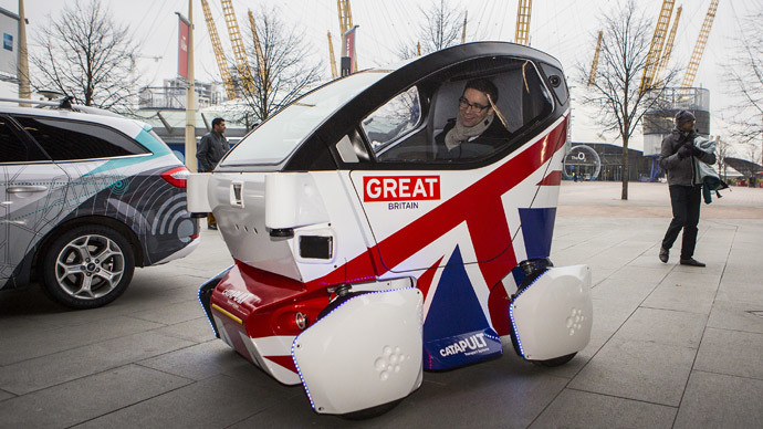 Road ready? Driverless cars within 10 years, UK must prepare, say MPs