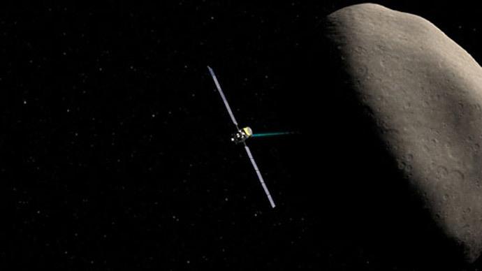 NASA's Dawn spacecraft makes first visit to dwarf planet, reaches Ceres orbit