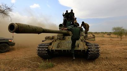 Reuters / Mohamed Nureldin Abdallah