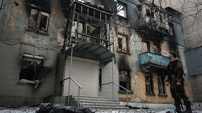 '50 shades of black': UN partners forge biased, gloomy picture of Ukraine crisis – Churkin