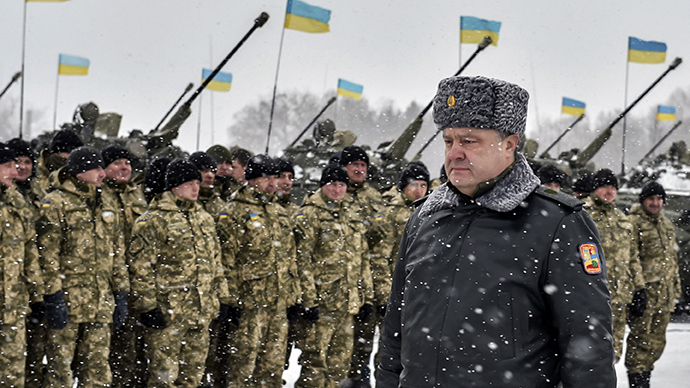 'Non-lethal gifts & training': UK, Poland offer support to Ukrainian army