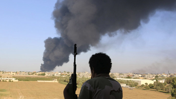 Around 10 foreigners missing after gunmen attack oil field in Libya – minister