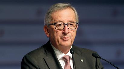 European Commission President Jean-Claude Juncker (Reuters / Ints Kalnins)