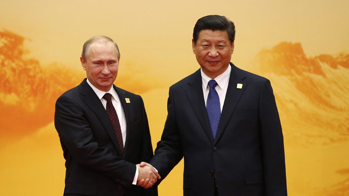 China-Russia partnership mature & stable, not targeting 'third parties' – FM Wang Yi