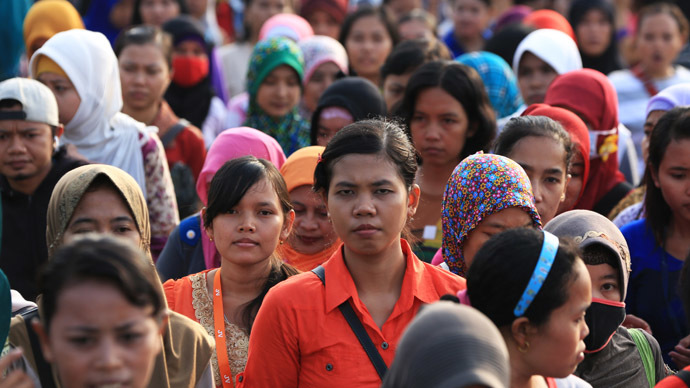 'It's her job': Indonesian clothing manufacturer under fire for sexist remark
