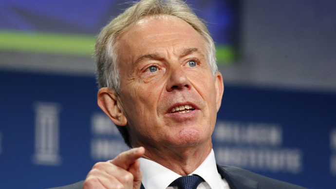 'Instinct': Labour candidate rejects Tony Blair's £1K election donation