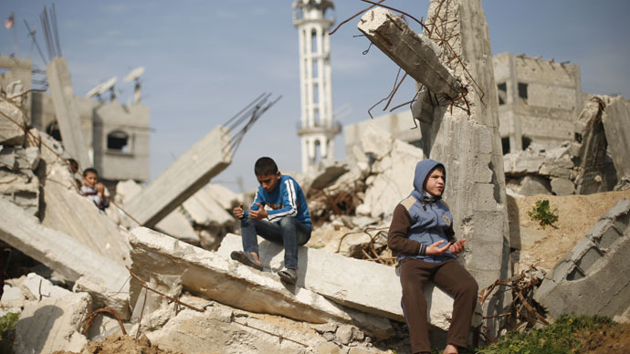 Gaza off limits: Foreign Office blocks Scottish minister's aid visit