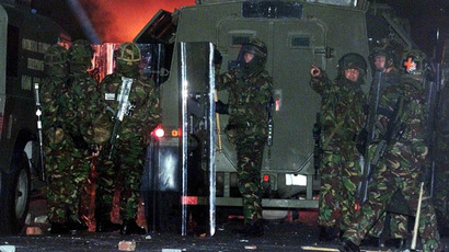 ​'Close, aggressive surveillance': UK Special Forces back in Northern Ireland