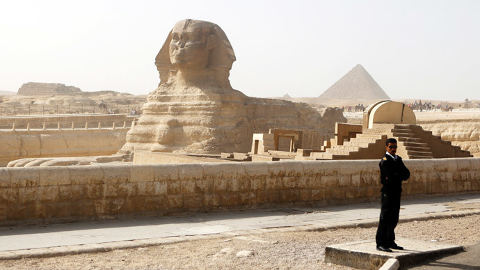 Kuwaiti preacher, ISIS call for demolition of Egypt's Sphinx, pyramids