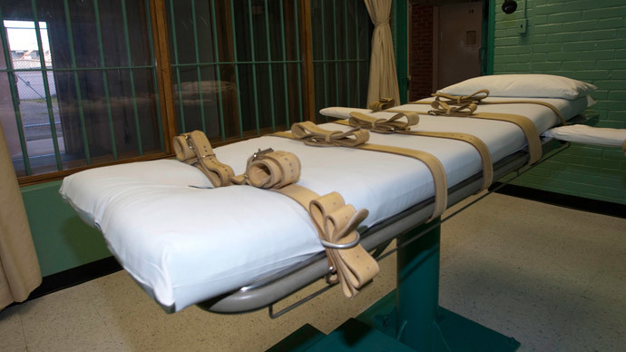 Key lethal injection drug running out in Texas, S. Carolina