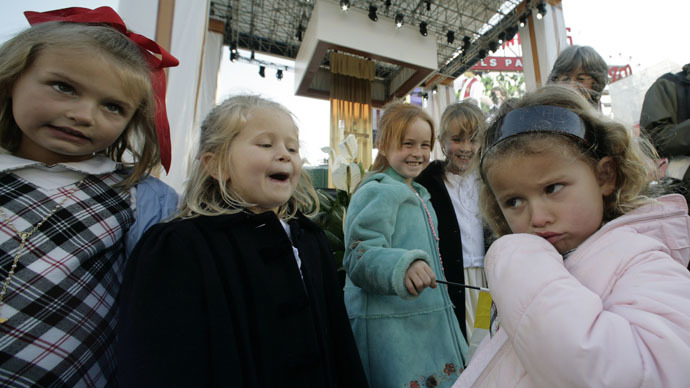 Too much praise: Overvaluing kids acts as catalyst for narcissism - study