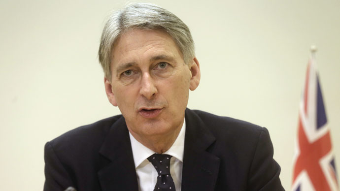 Russia, ISIS 'greatest threats' to UK security – Foreign Secretary Hammond