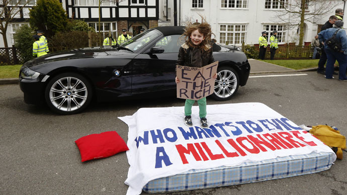 ​For richer, for poorer: Top earners surpass pre-crash wealth, low income youth worse off