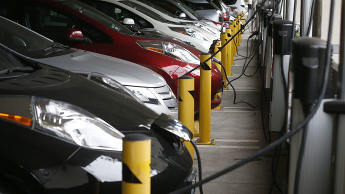 ​Pollution no more? Electric cars could cut oil imports by 40% – study