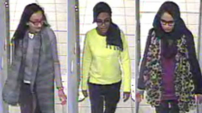 Parents of 3 jihadist schoolgirls discover travel expenses checklist