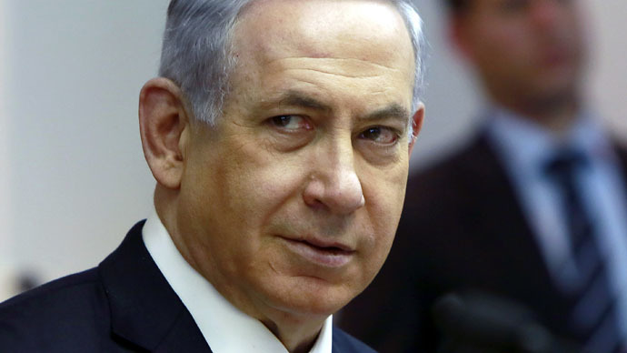 Netanyahu claims 'worldwide' effort to ensure he loses Israeli elections