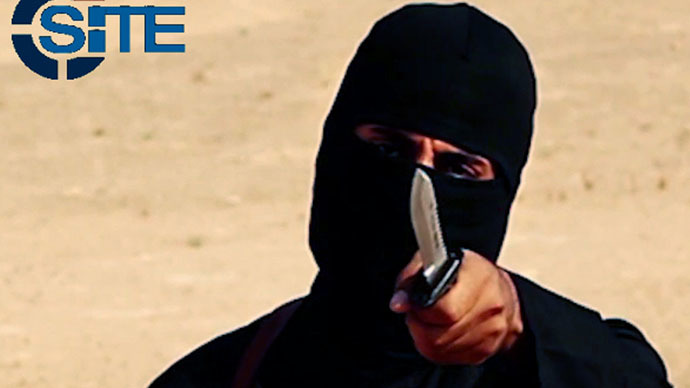 ISIS defector claims he witnessed Jihadi John killing hostage