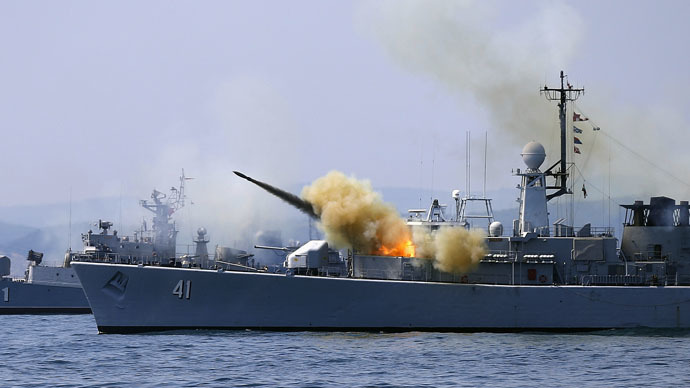 6 NATO warships take part in Black Sea naval drills