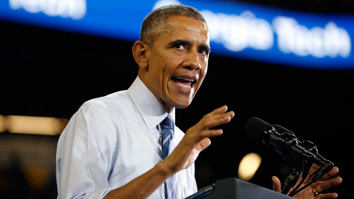 ​Obama offers 'Student Aid Bill of Rights' as college debt soars